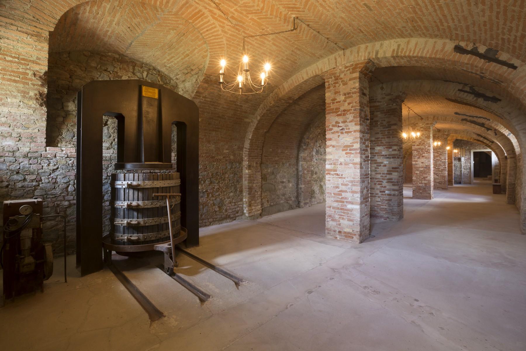 Villa in Vendita a Ponzano Monferrato: 5 locali, 1000 mq - Foto 12