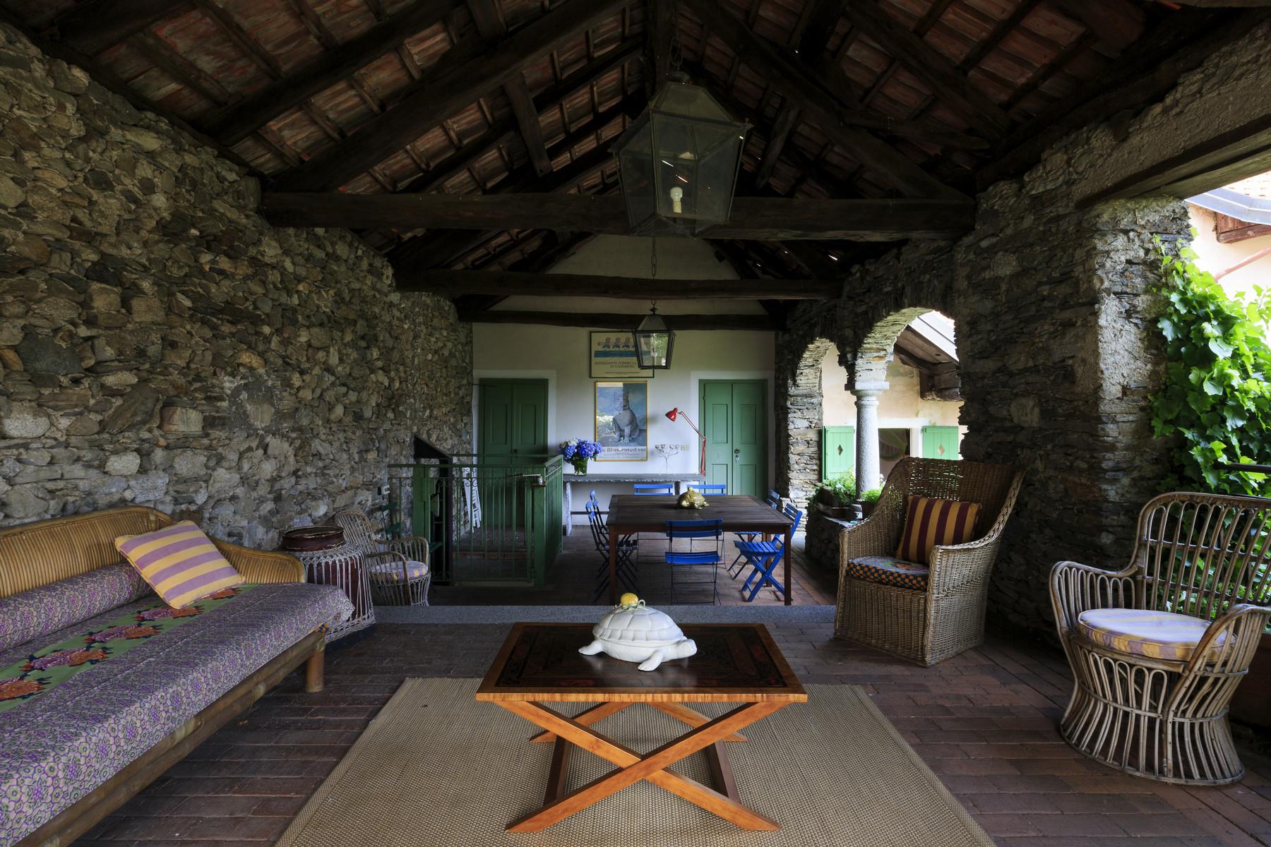Villa in Vendita a Pettenasco: 5 locali, 394 mq - Foto 8