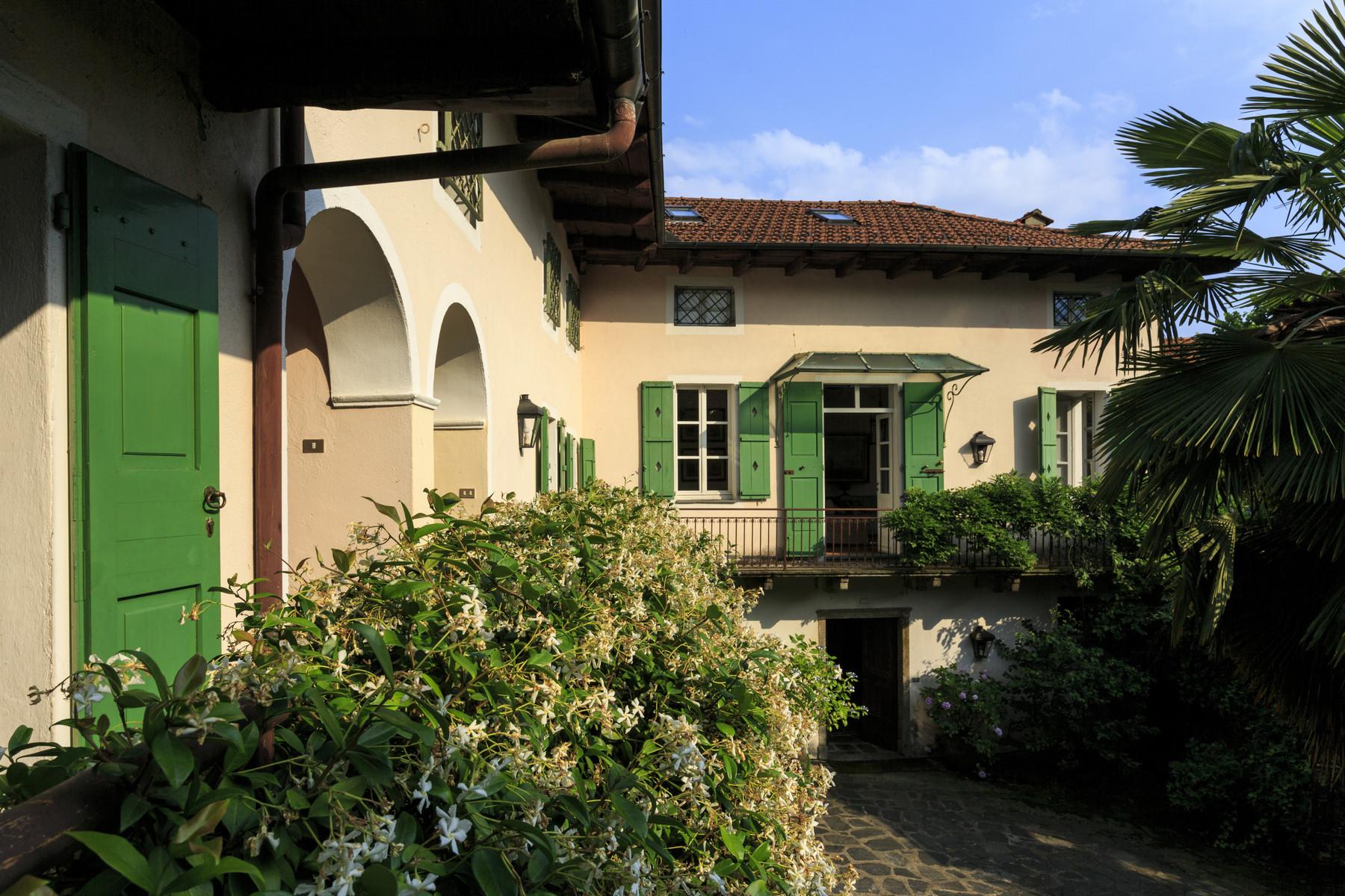 Villa in Vendita a Pettenasco: 5 locali, 394 mq - Foto 4