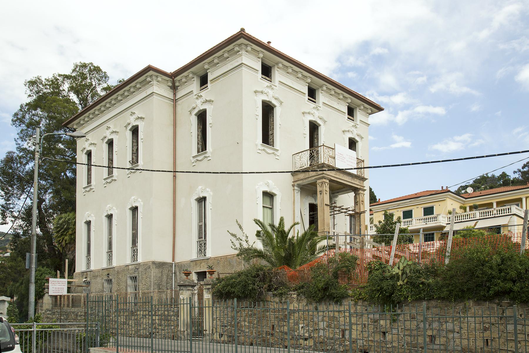 Villa in Vendita a San Remo corso degli inglesi