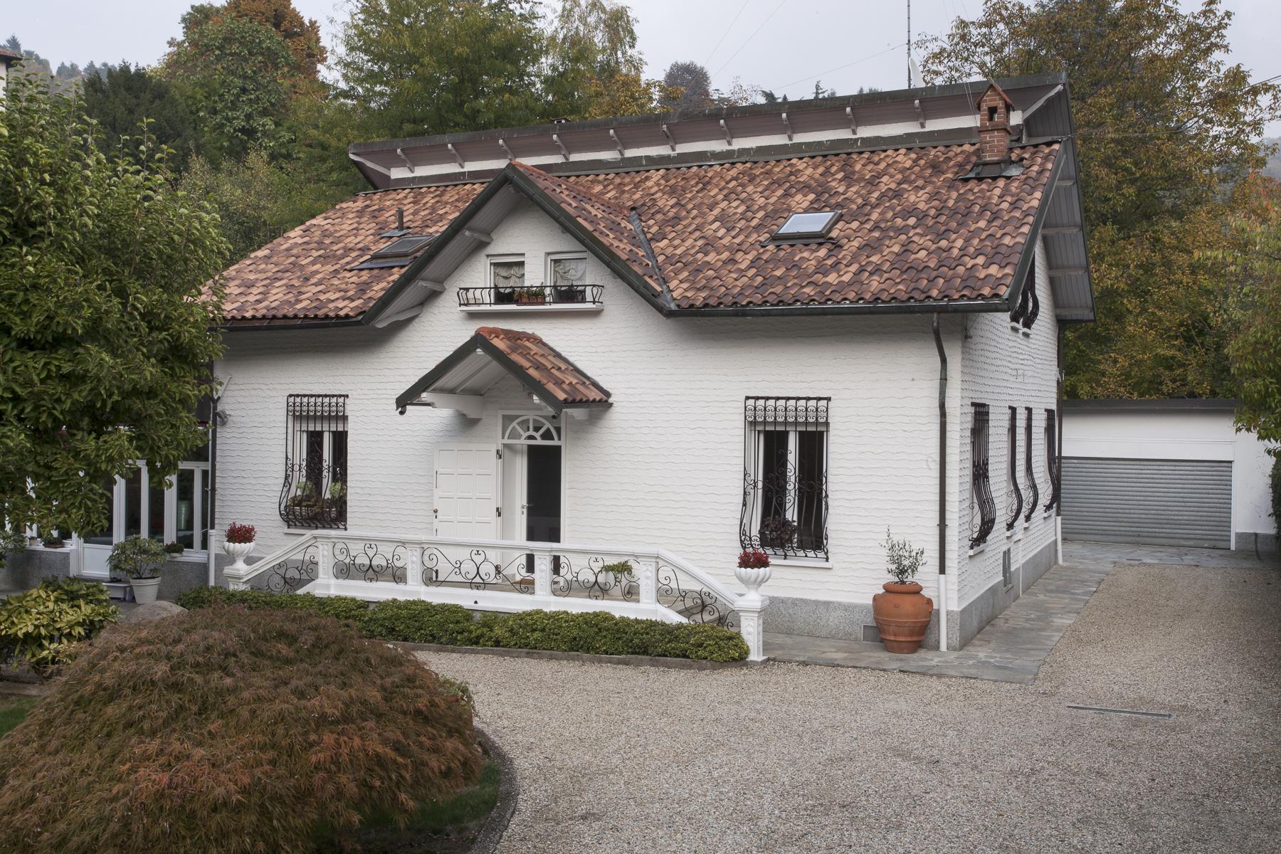 Villa in Vendita a Torino strada comunale di cavoretto
