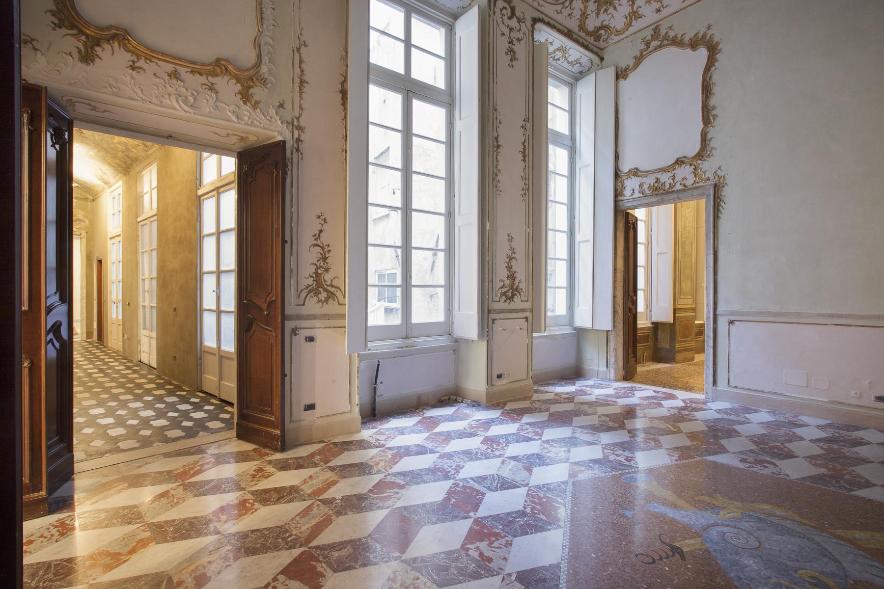 Appartamento in Affitto a Genova: 5 locali, 600 mq