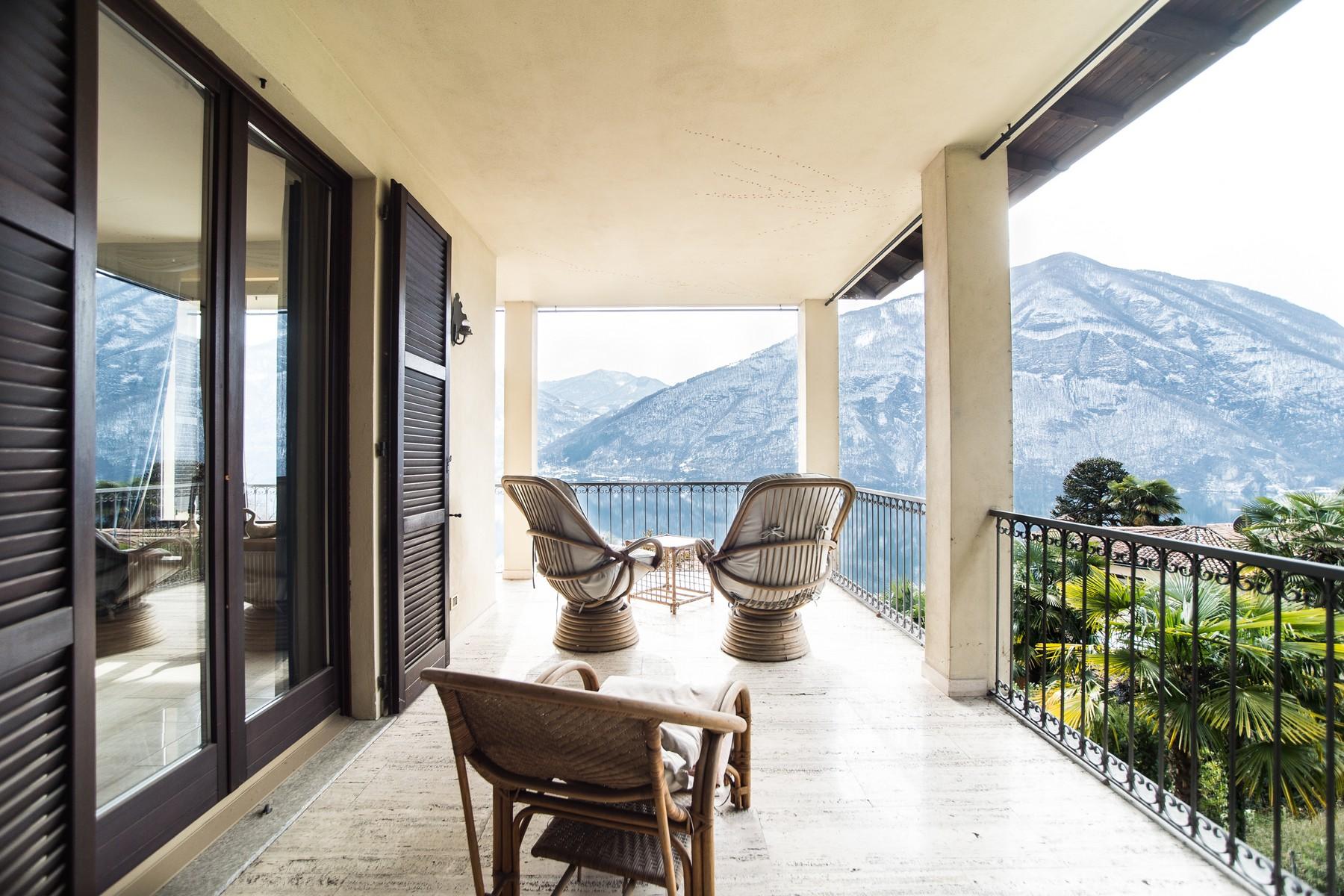 Villa in Vendita a Valsolda: 5 locali, 700 mq - Foto 9