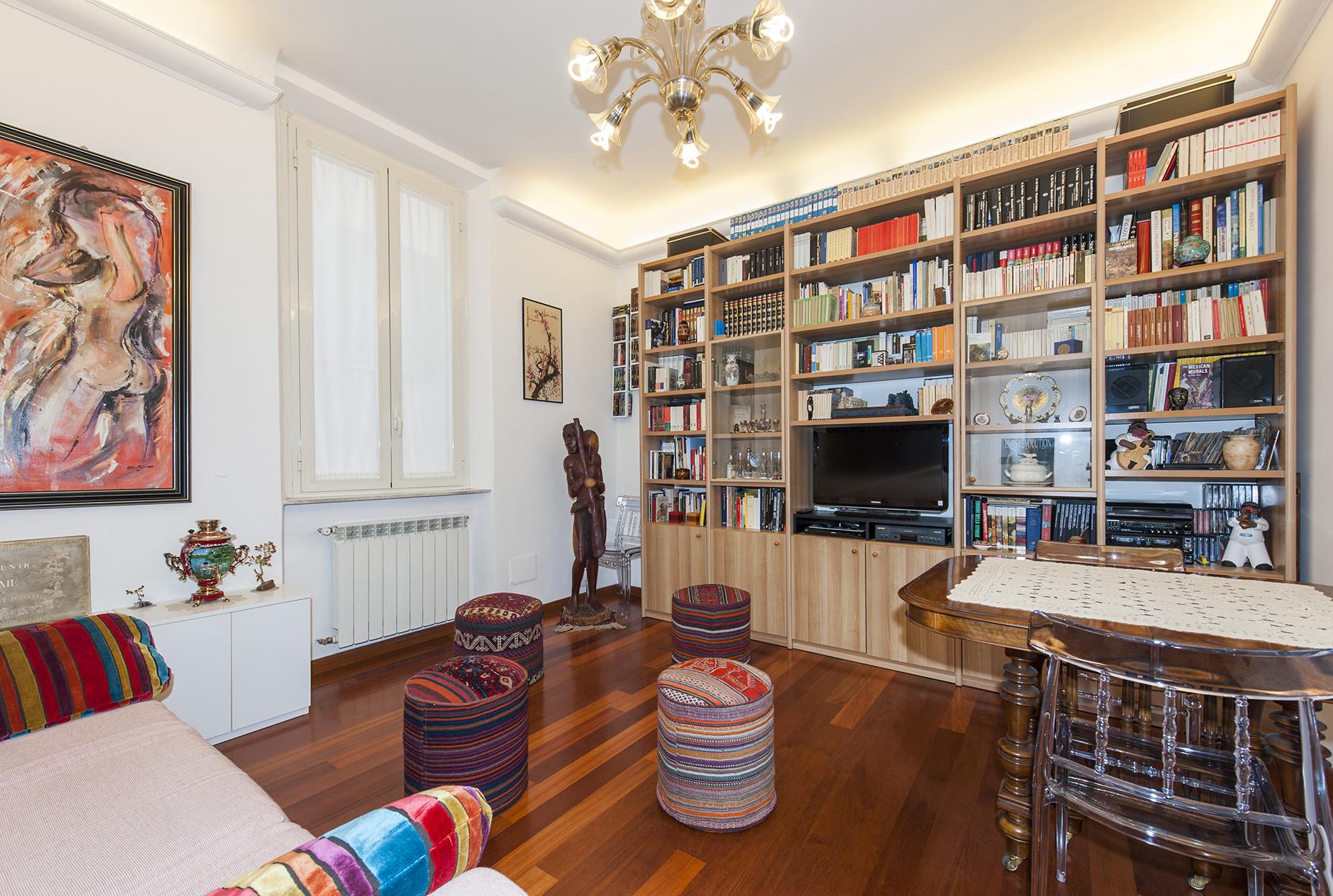 Appartamento in Vendita a Roma via magenta
