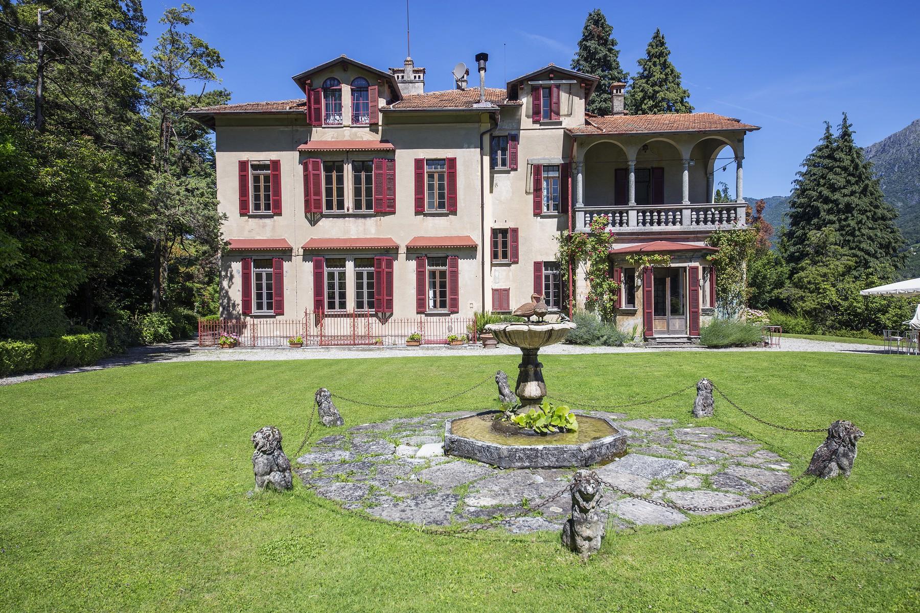 Villa in Vendita a Menaggio via wyatt