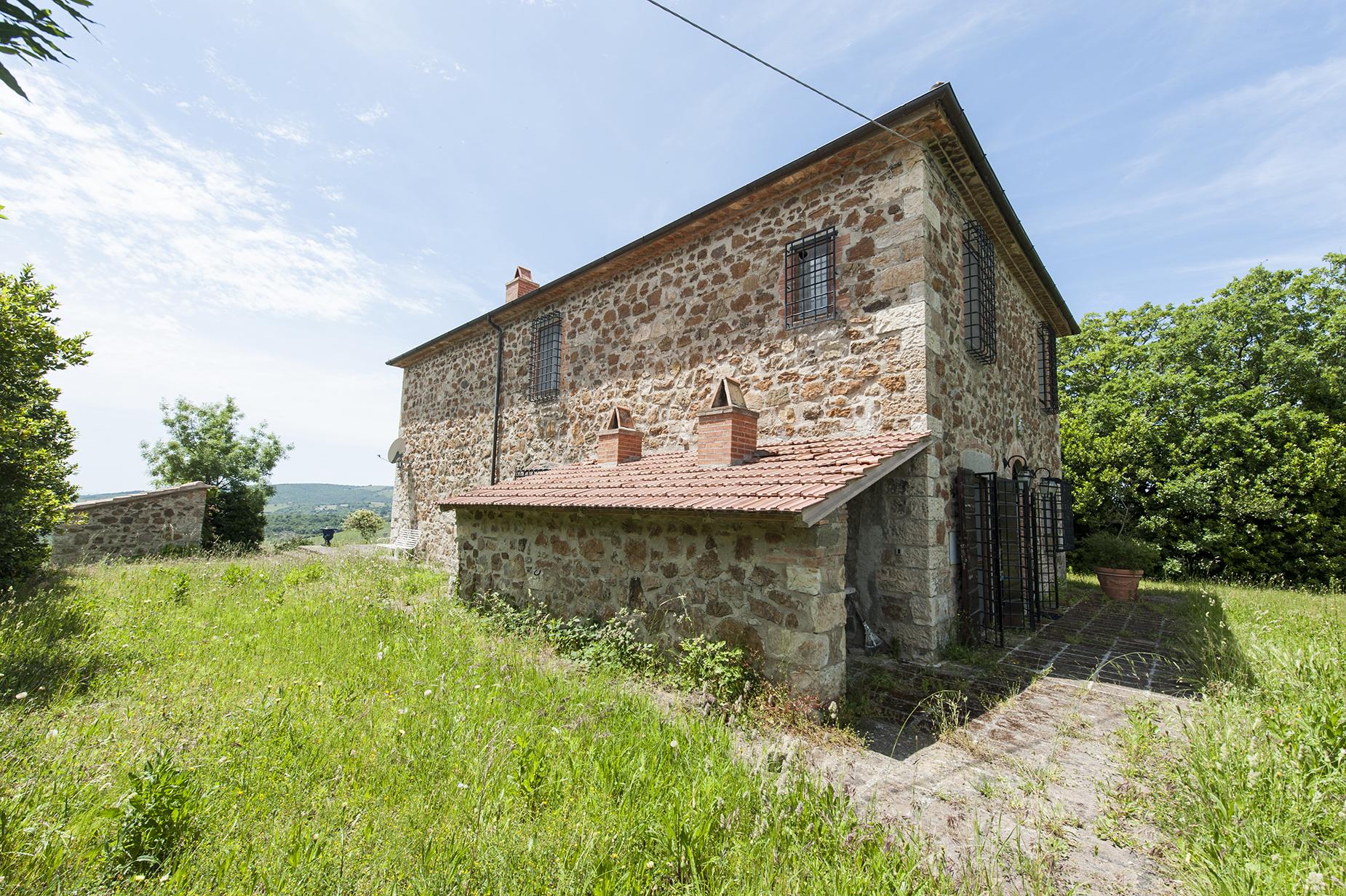 Rustico in Vendita a Roccalbegna:  5 locali, 450 mq  - Foto 1