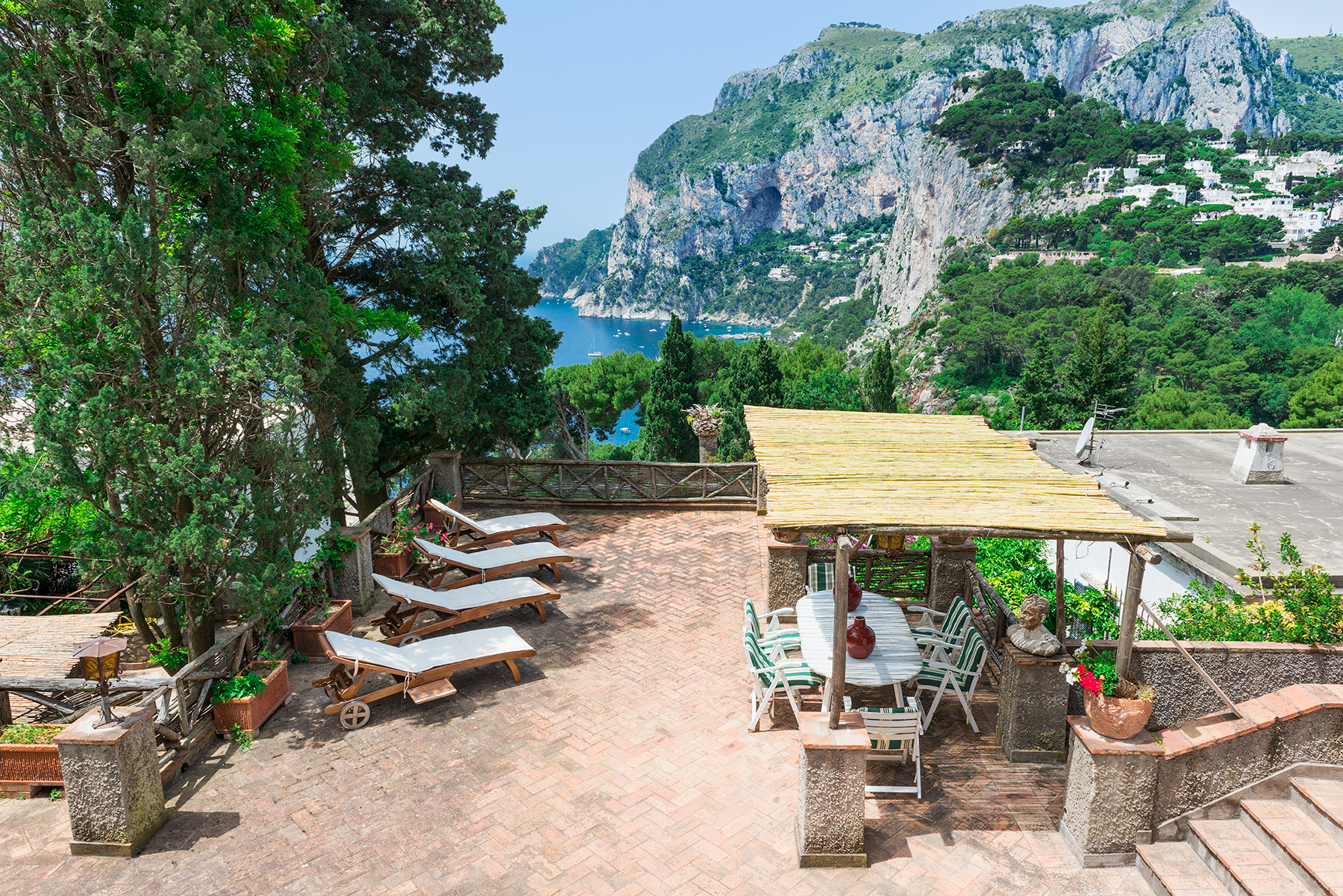 Villa in Vendita a Capri: 5 locali, 300 mq - Foto 1