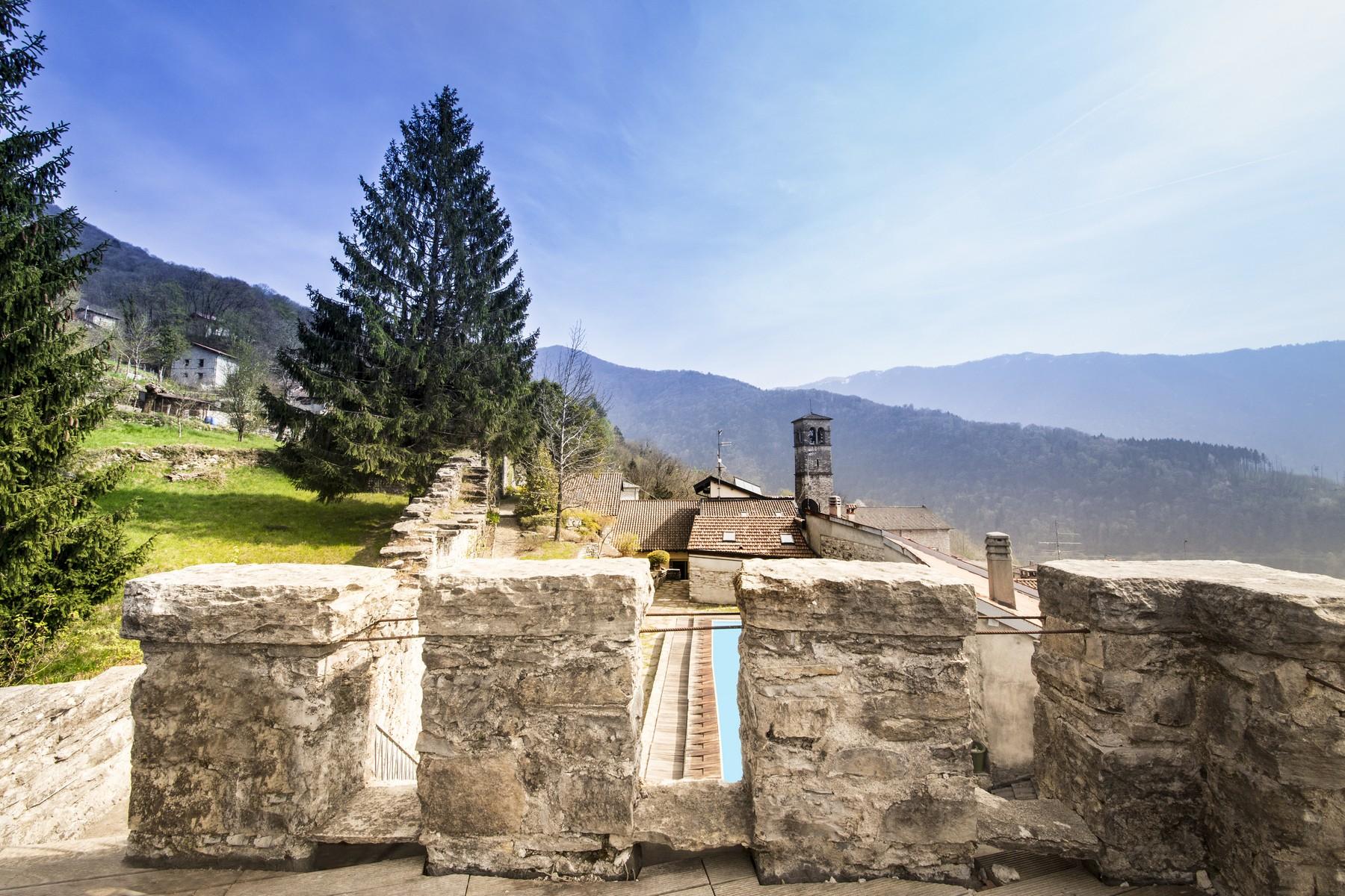 Villa in Vendita a Faggeto Lario: 5 locali, 600 mq - Foto 3