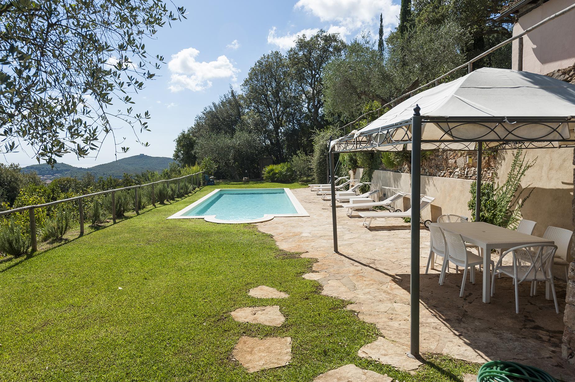 Villa in Vendita a Monte Argentario: 5 locali, 400 mq - Foto 3