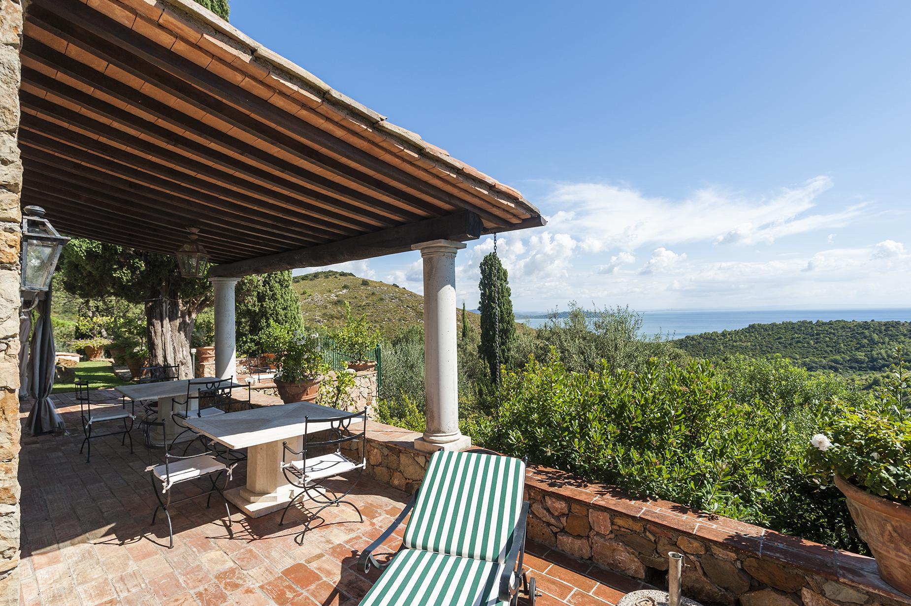 Villa in Vendita a Monte Argentario: 5 locali, 400 mq - Foto 7