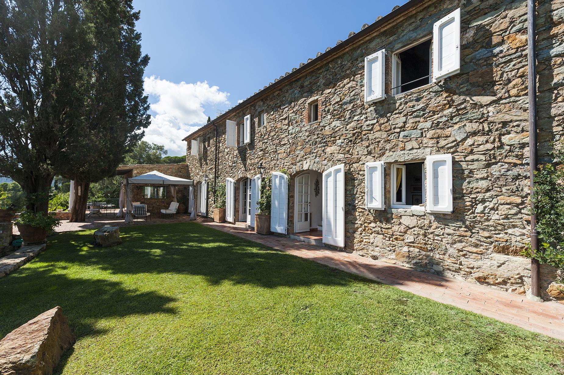 Villa in Vendita a Monte Argentario: 5 locali, 400 mq - Foto 10