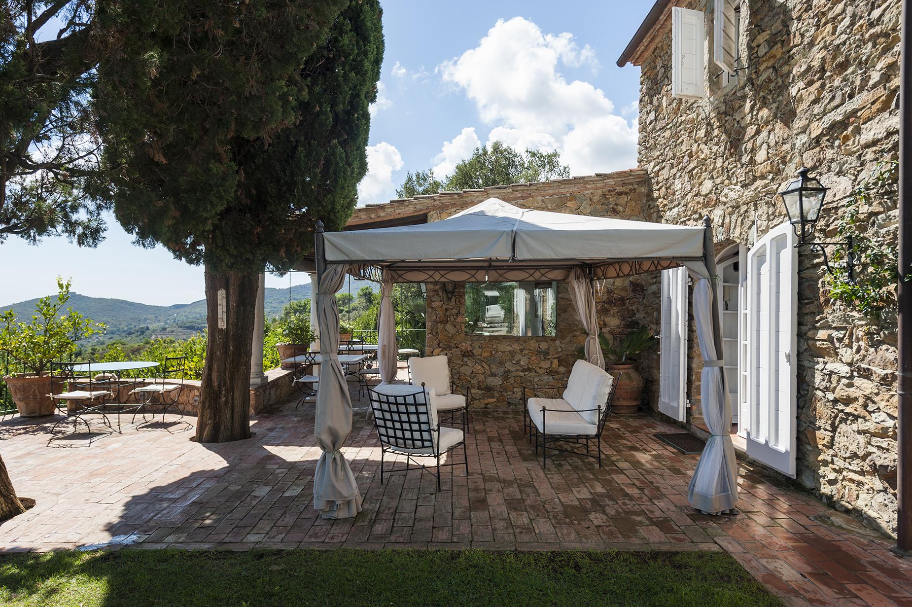 Villa in Vendita a Monte Argentario: 5 locali, 400 mq - Foto 11