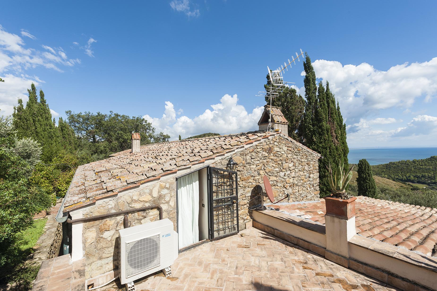 Villa in Vendita a Monte Argentario: 5 locali, 400 mq - Foto 21