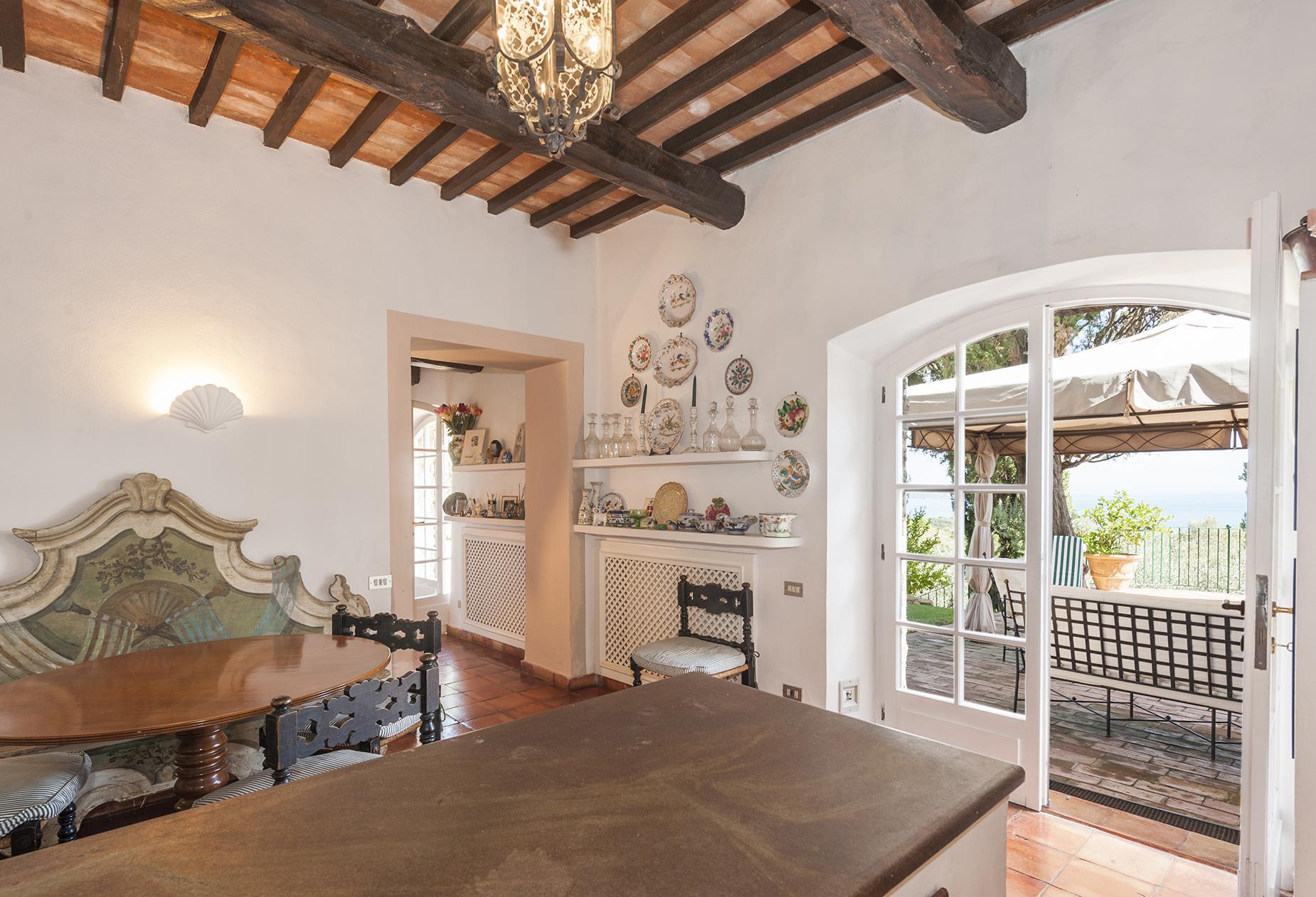 Villa in Vendita a Monte Argentario: 5 locali, 400 mq - Foto 24