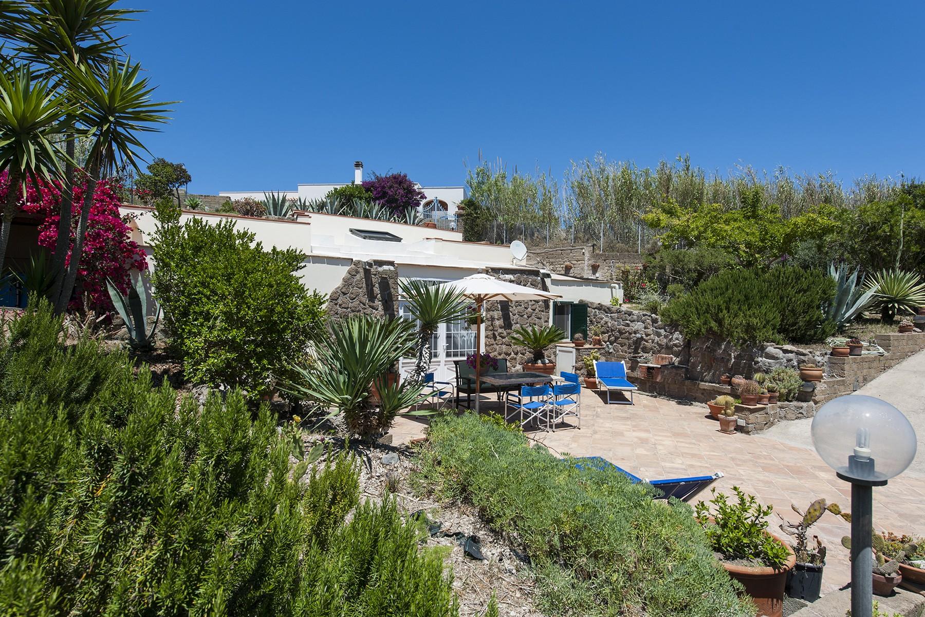 Villa in Vendita a Ventotene via olivi