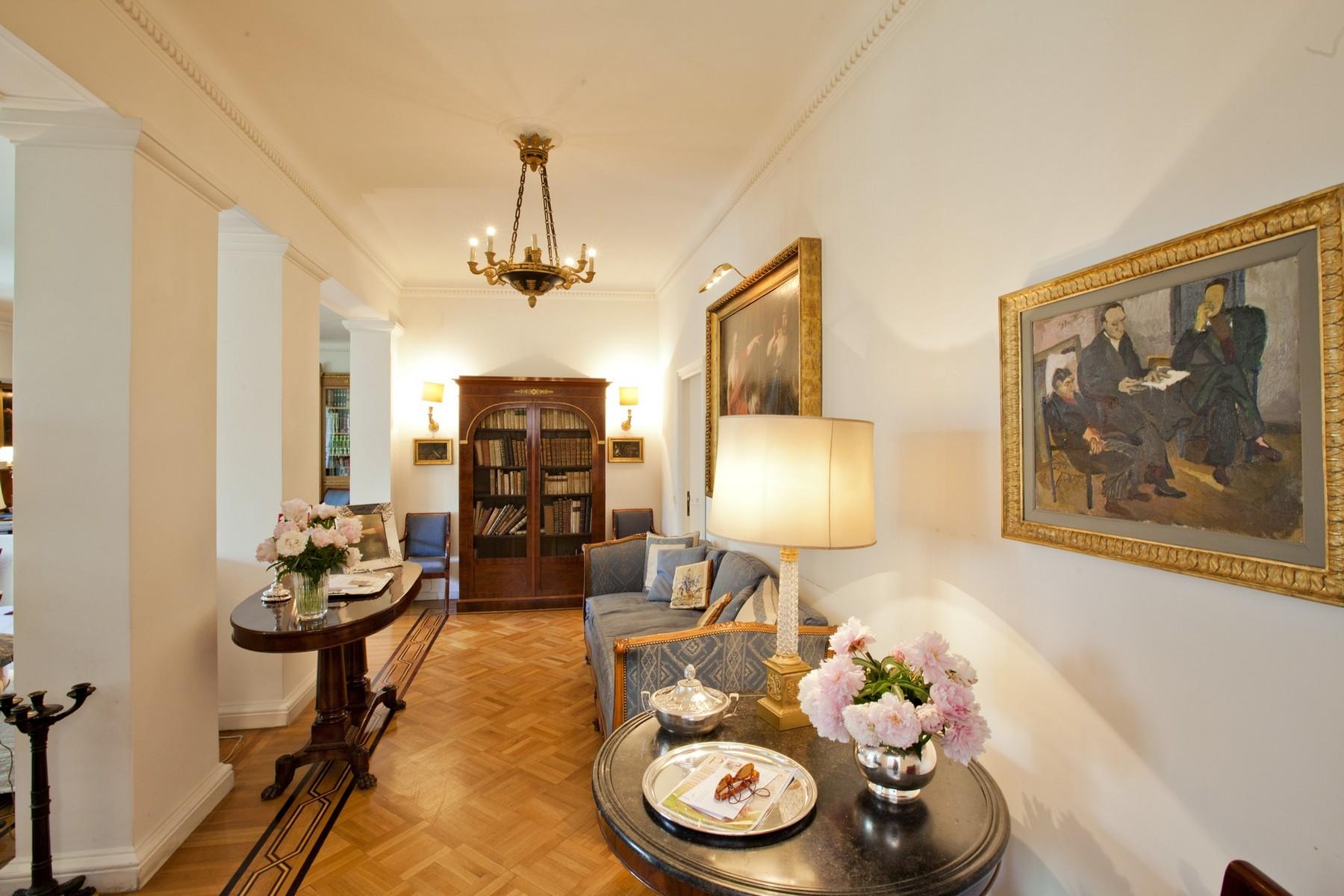 Appartamento in Vendita a Roma: 5 locali, 360 mq - Foto 7