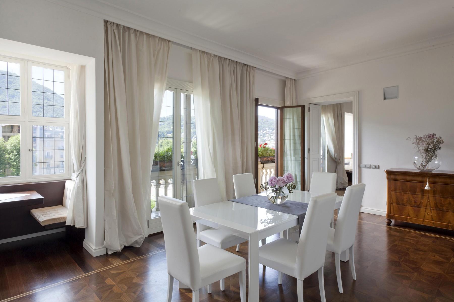 Appartamento in Vendita a Como: 5 locali, 220 mq - Foto 3