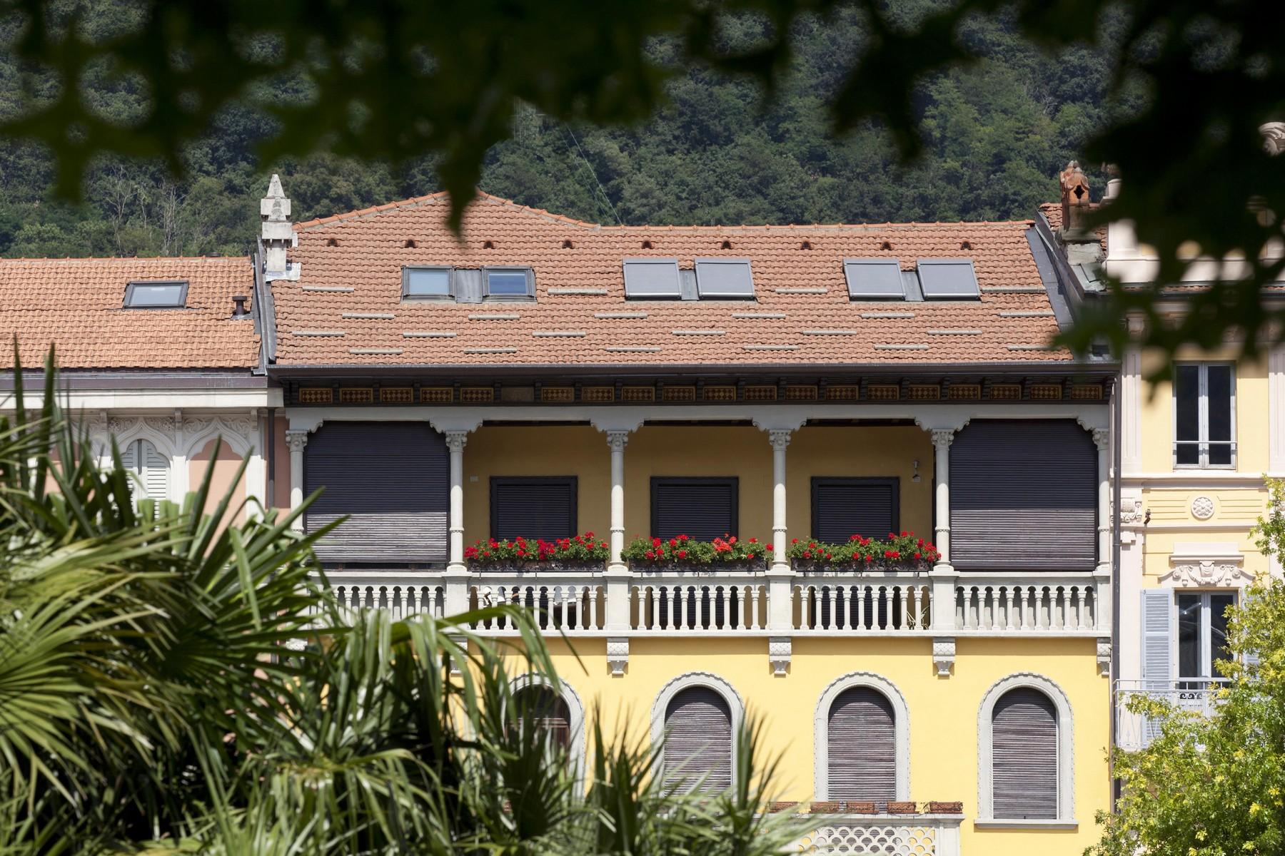 Appartamento in Vendita a Como: 5 locali, 220 mq - Foto 8