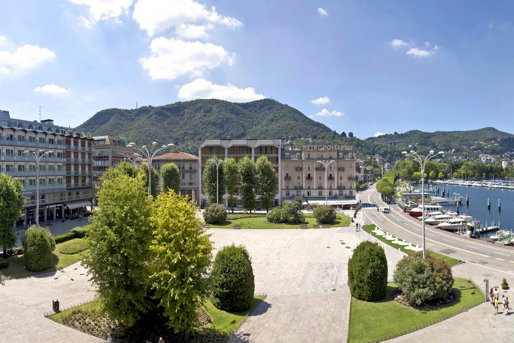 Appartamento in Vendita a Como: 5 locali, 220 mq - Foto 9