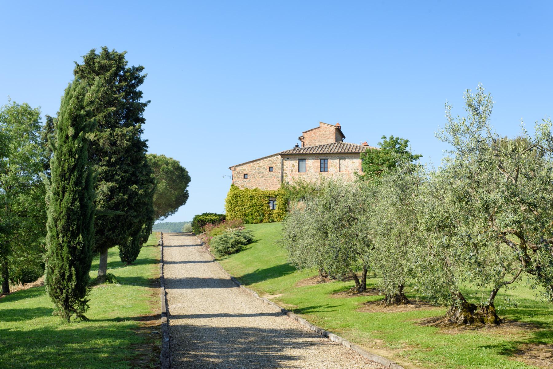 Villa in Vendita a Siena: 5 locali, 1300 mq - Foto 6