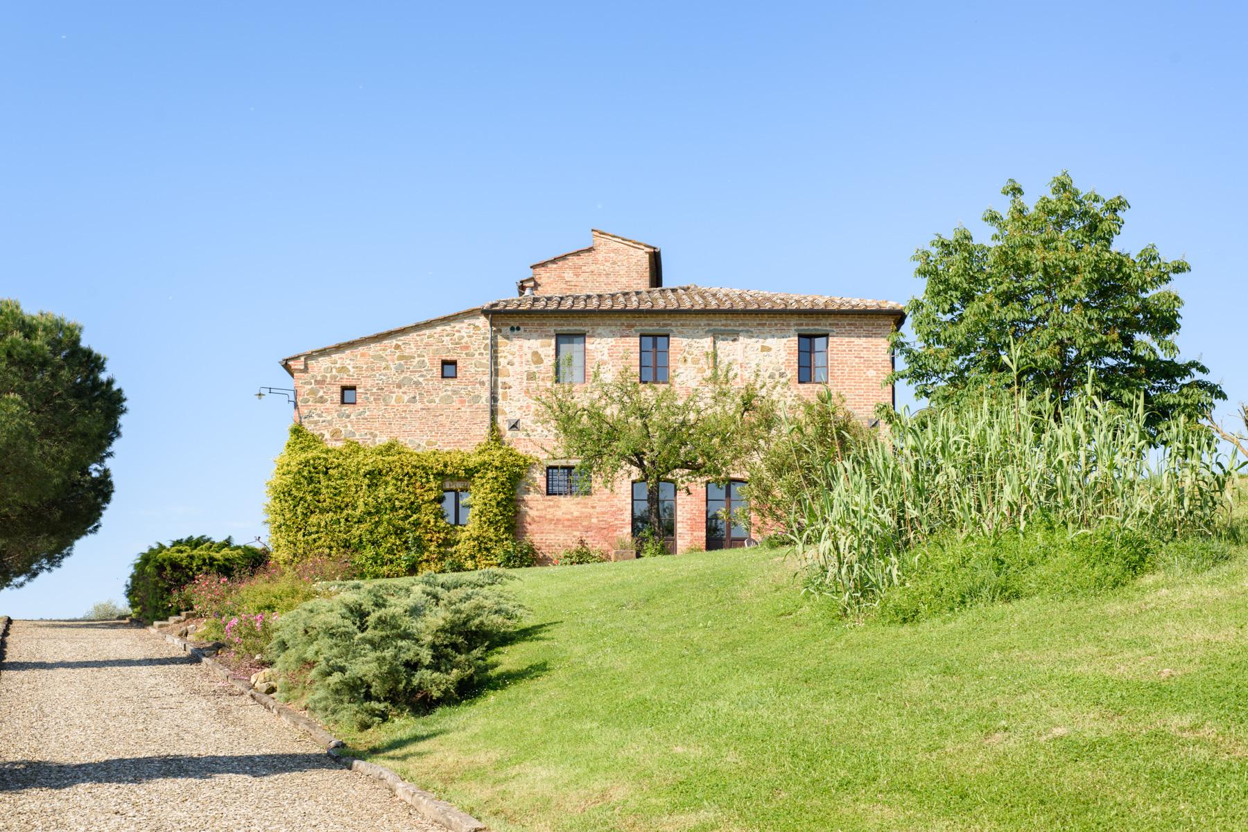 Villa in Vendita a Siena: 5 locali, 1300 mq - Foto 7
