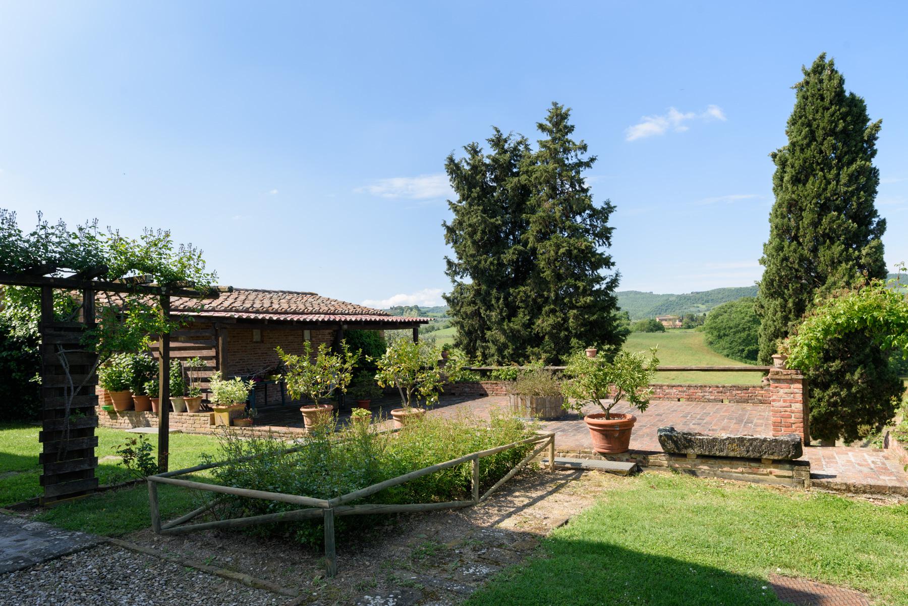 Villa in Vendita a Siena: 5 locali, 1300 mq - Foto 17