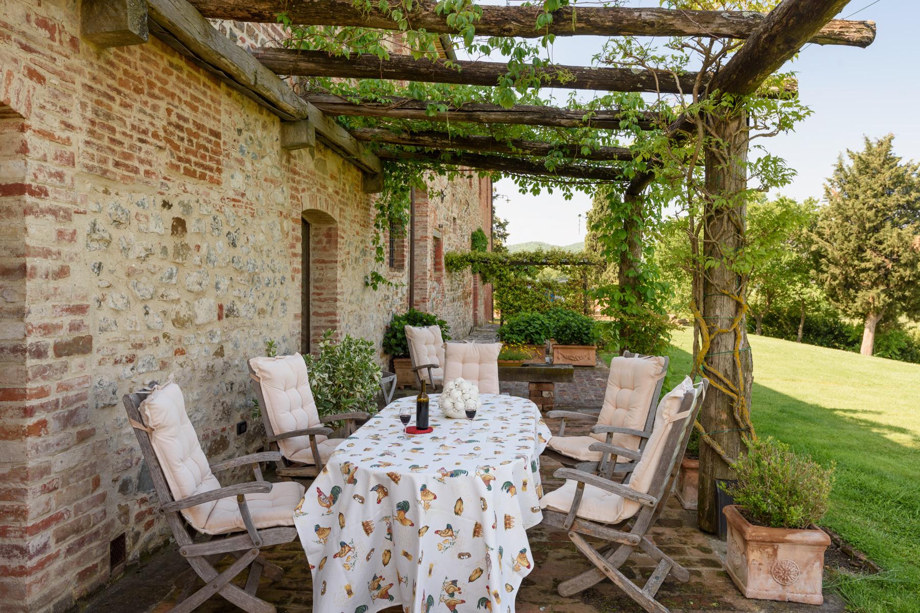 Villa in Vendita a Siena: 5 locali, 1300 mq - Foto 22