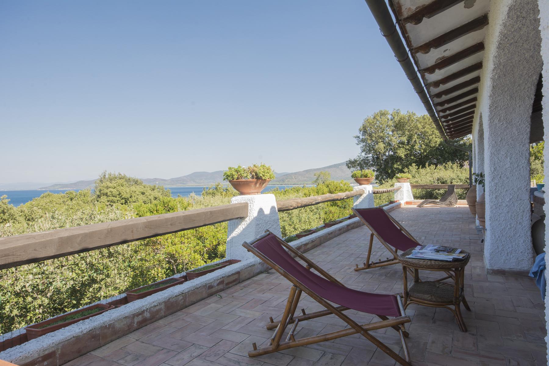 Villa in Vendita a Castiglione Della Pescaia: 5 locali, 323 mq - Foto 12