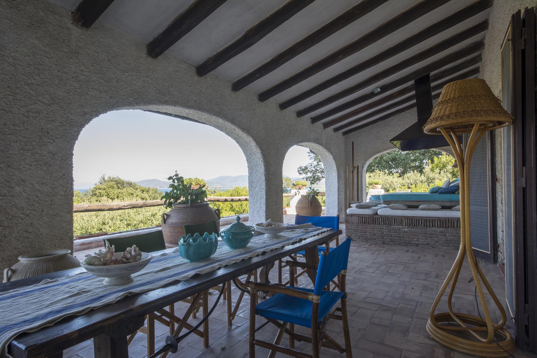 Villa in Vendita a Castiglione Della Pescaia: 5 locali, 323 mq - Foto 2