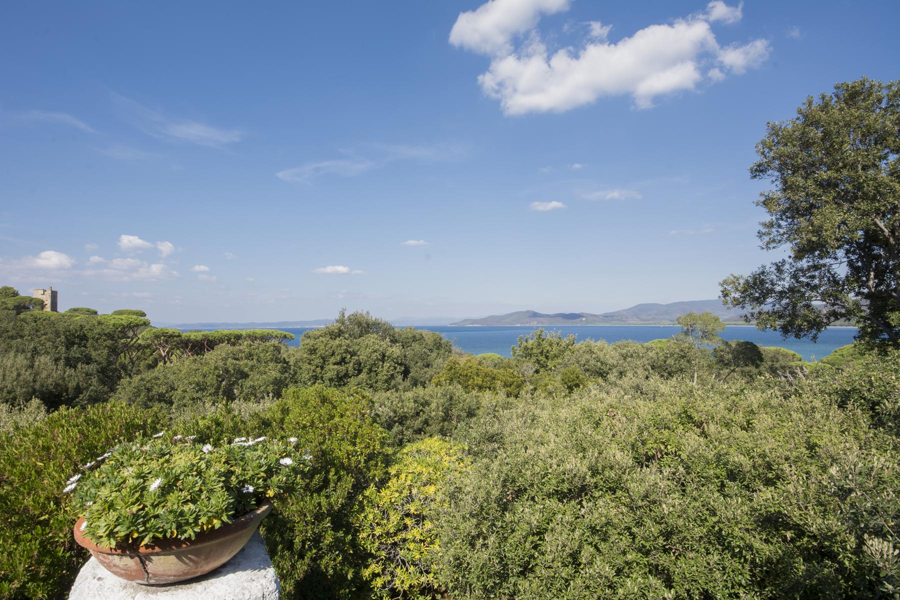 Villa in Vendita a Castiglione Della Pescaia: 5 locali, 323 mq - Foto 13