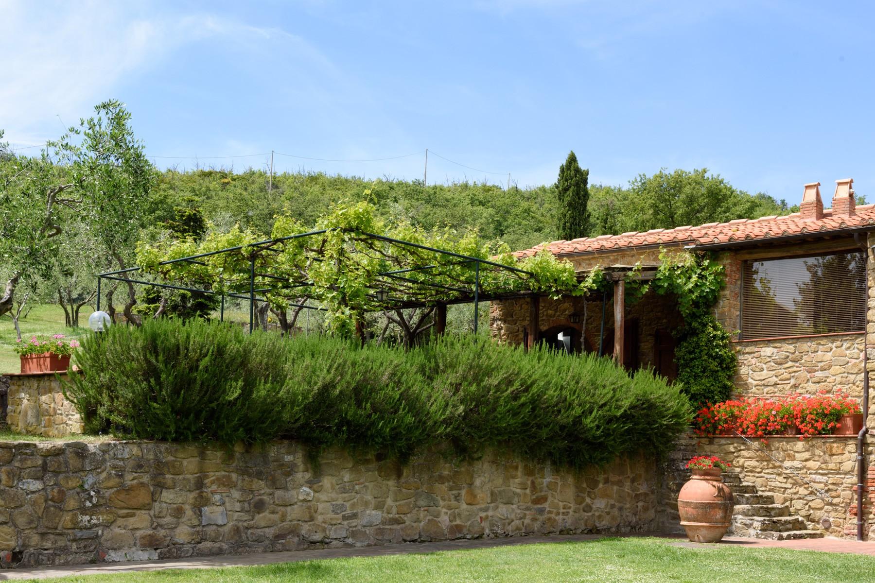 Villa in Vendita a Pergine Valdarno: 5 locali, 600 mq - Foto 3