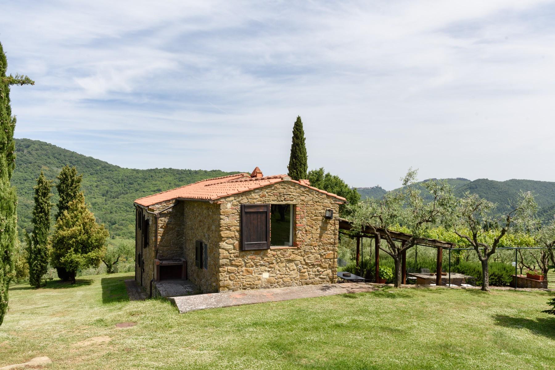 Villa in Vendita a Pergine Valdarno: 5 locali, 600 mq - Foto 4