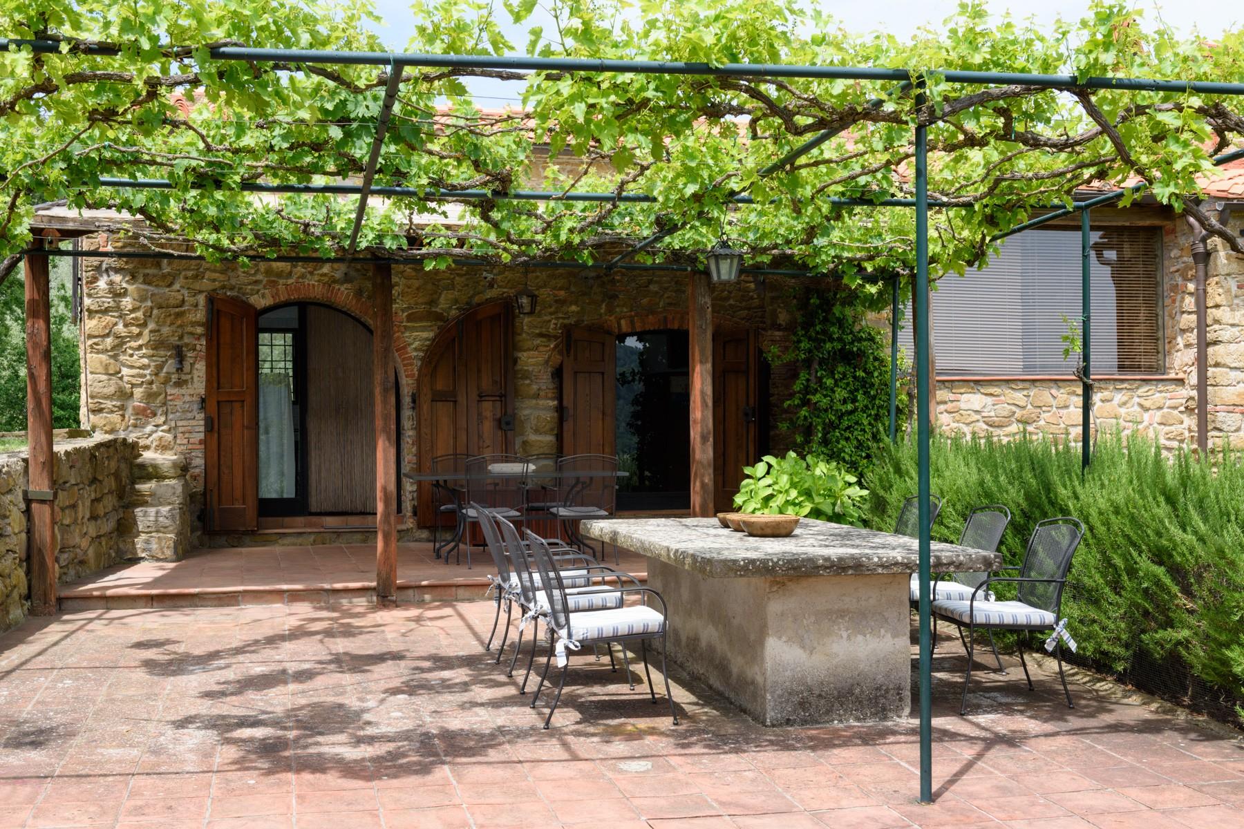 Villa in Vendita a Pergine Valdarno: 5 locali, 600 mq - Foto 5