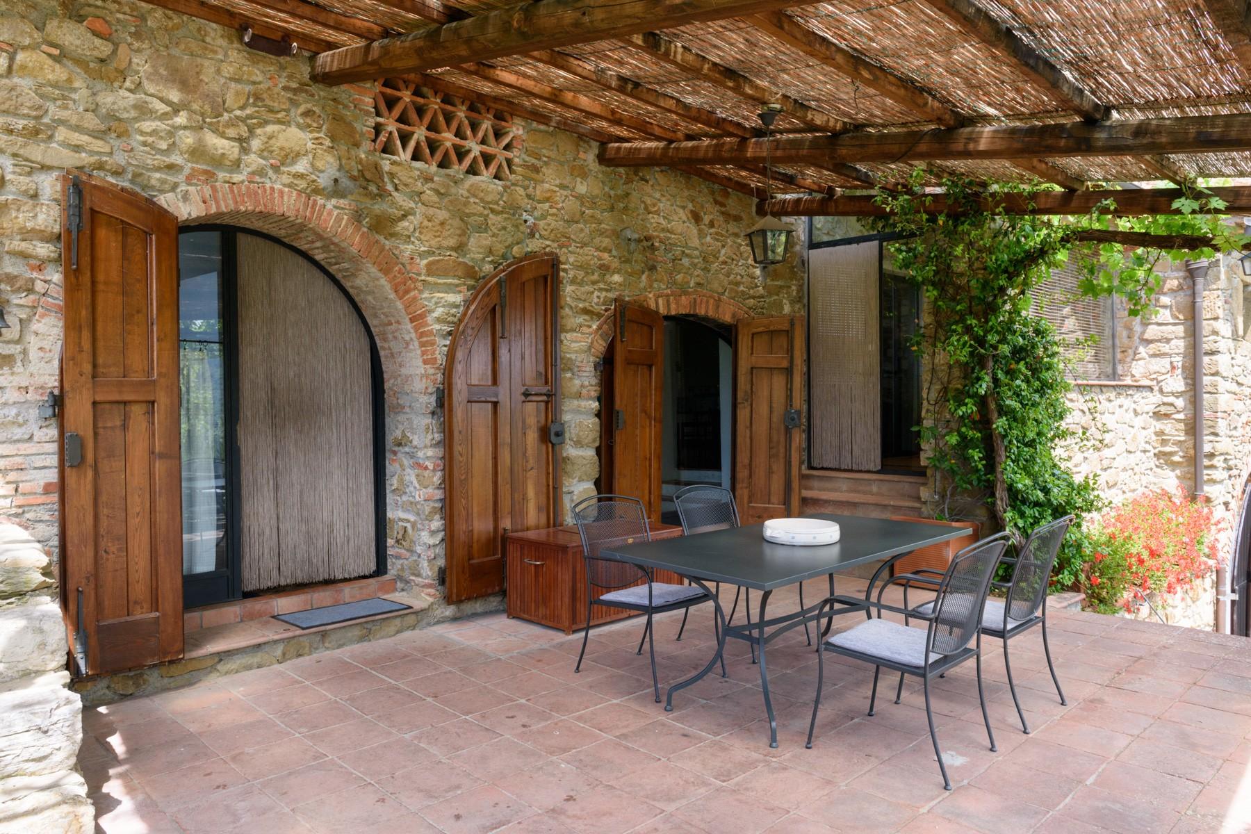 Villa in Vendita a Pergine Valdarno: 5 locali, 600 mq - Foto 6