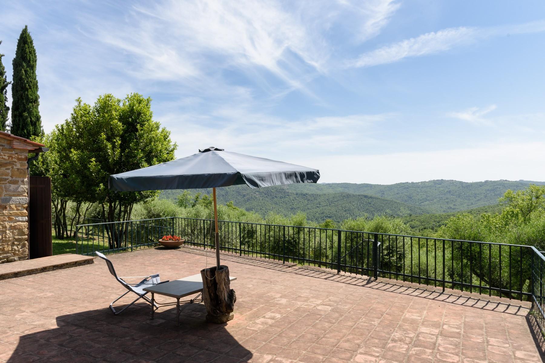 Villa in Vendita a Pergine Valdarno: 5 locali, 600 mq - Foto 7