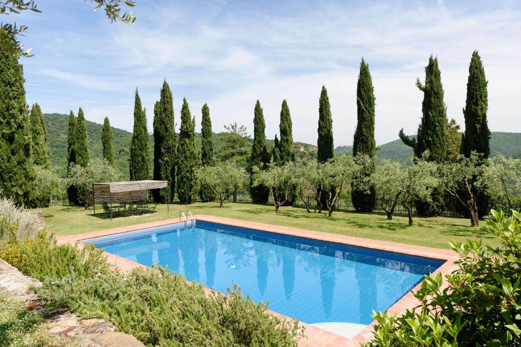 Villa in Vendita a Pergine Valdarno: 5 locali, 600 mq - Foto 9