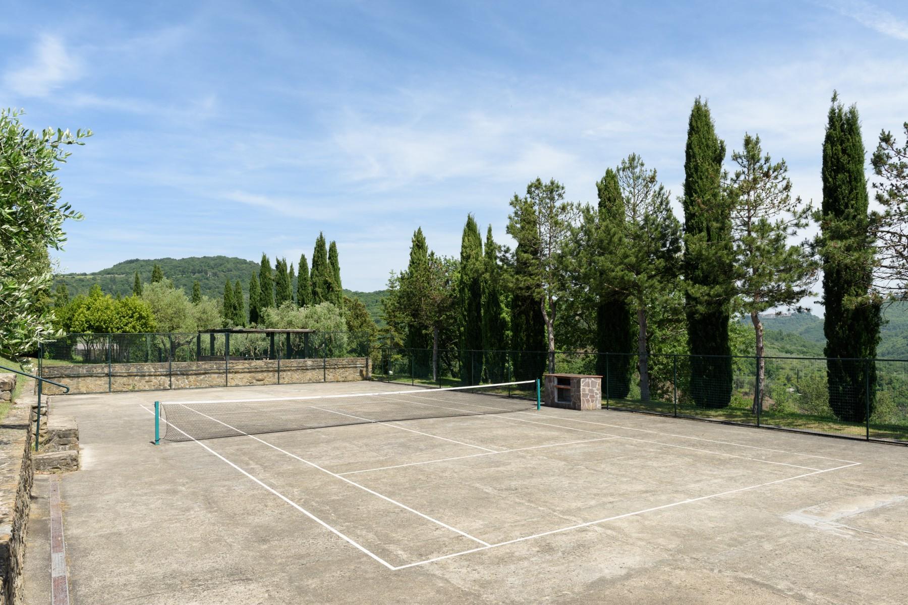 Villa in Vendita a Pergine Valdarno: 5 locali, 600 mq - Foto 10