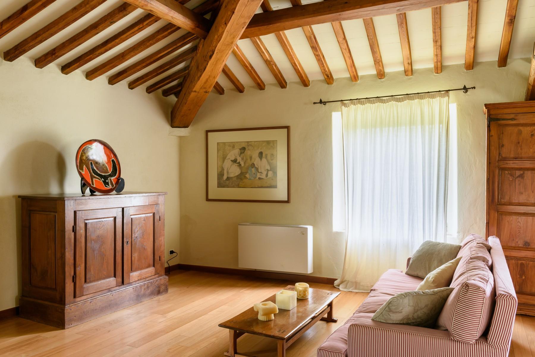Villa in Vendita a Pergine Valdarno: 5 locali, 600 mq - Foto 14