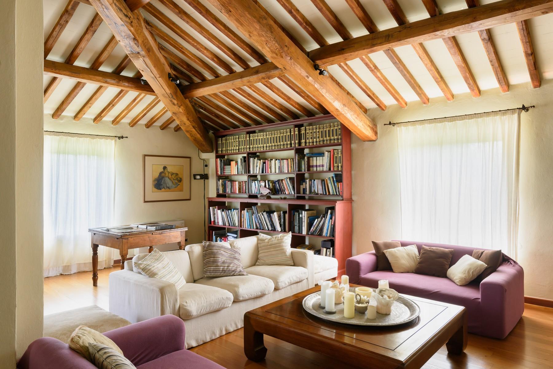 Villa in Vendita a Pergine Valdarno: 5 locali, 600 mq - Foto 12