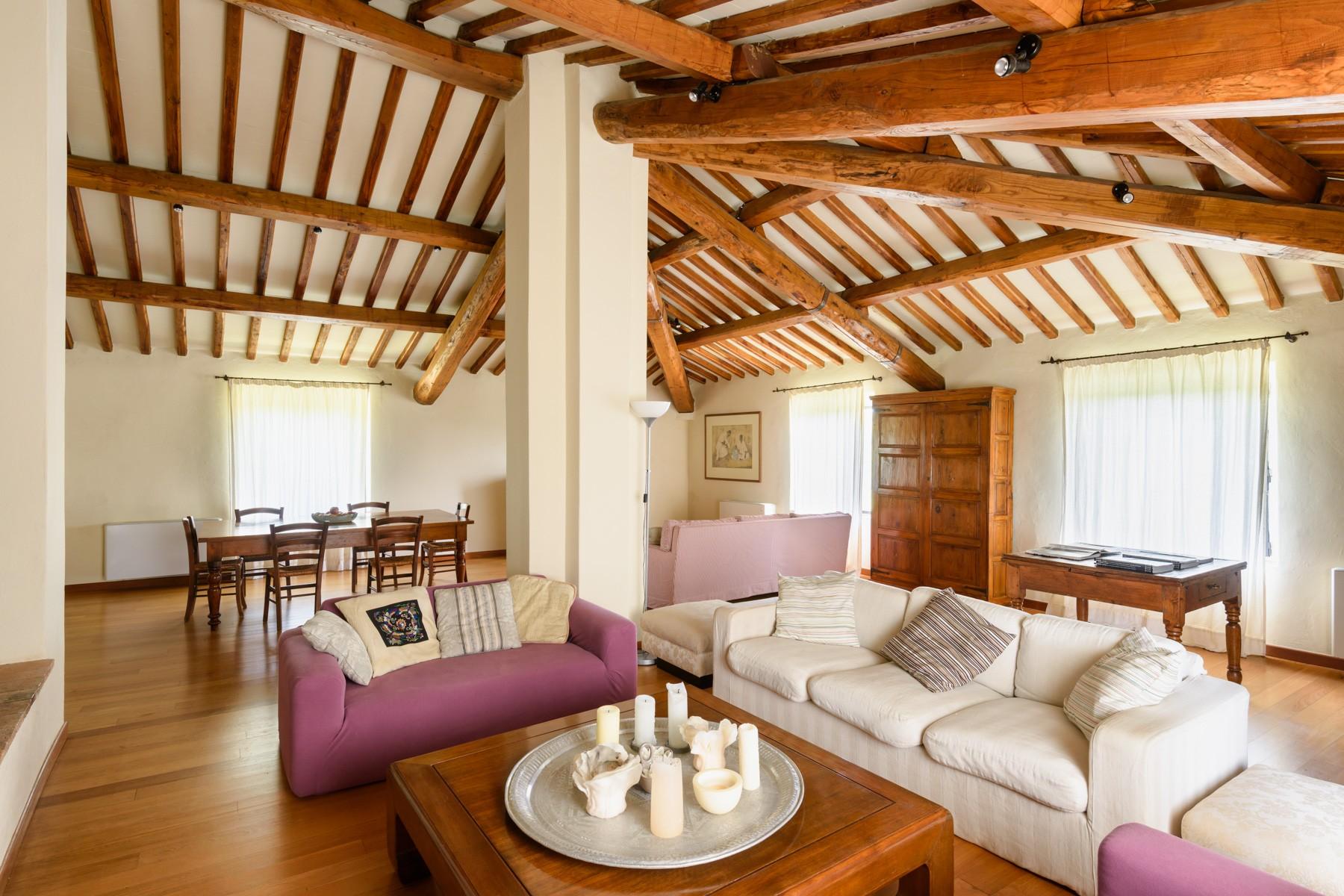 Villa in Vendita a Pergine Valdarno: 5 locali, 600 mq - Foto 13