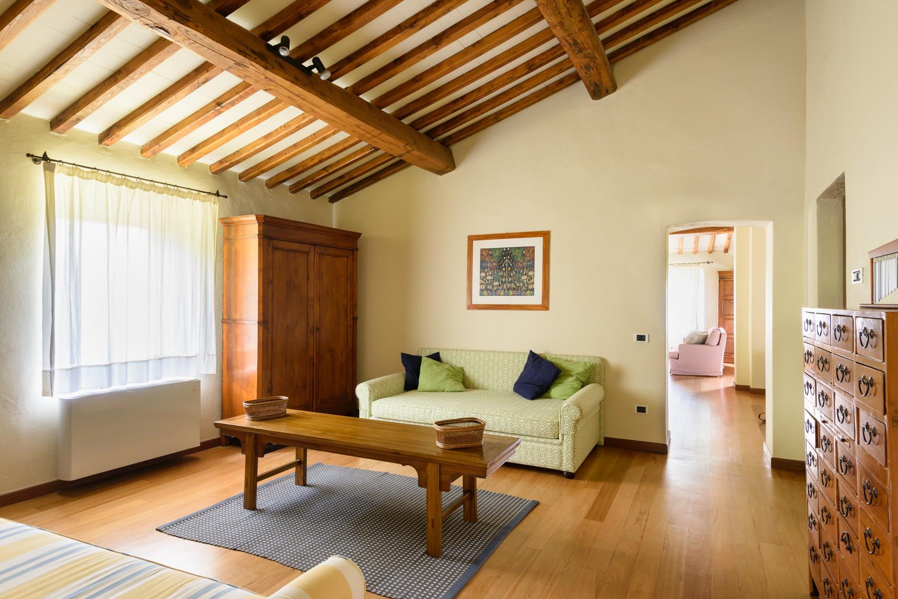 Villa in Vendita a Pergine Valdarno: 5 locali, 600 mq - Foto 17