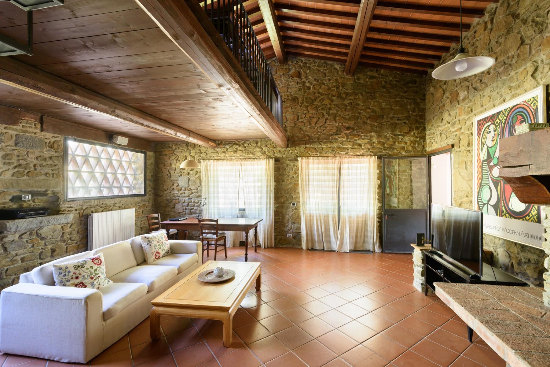Villa in Vendita a Pergine Valdarno: 5 locali, 600 mq - Foto 20