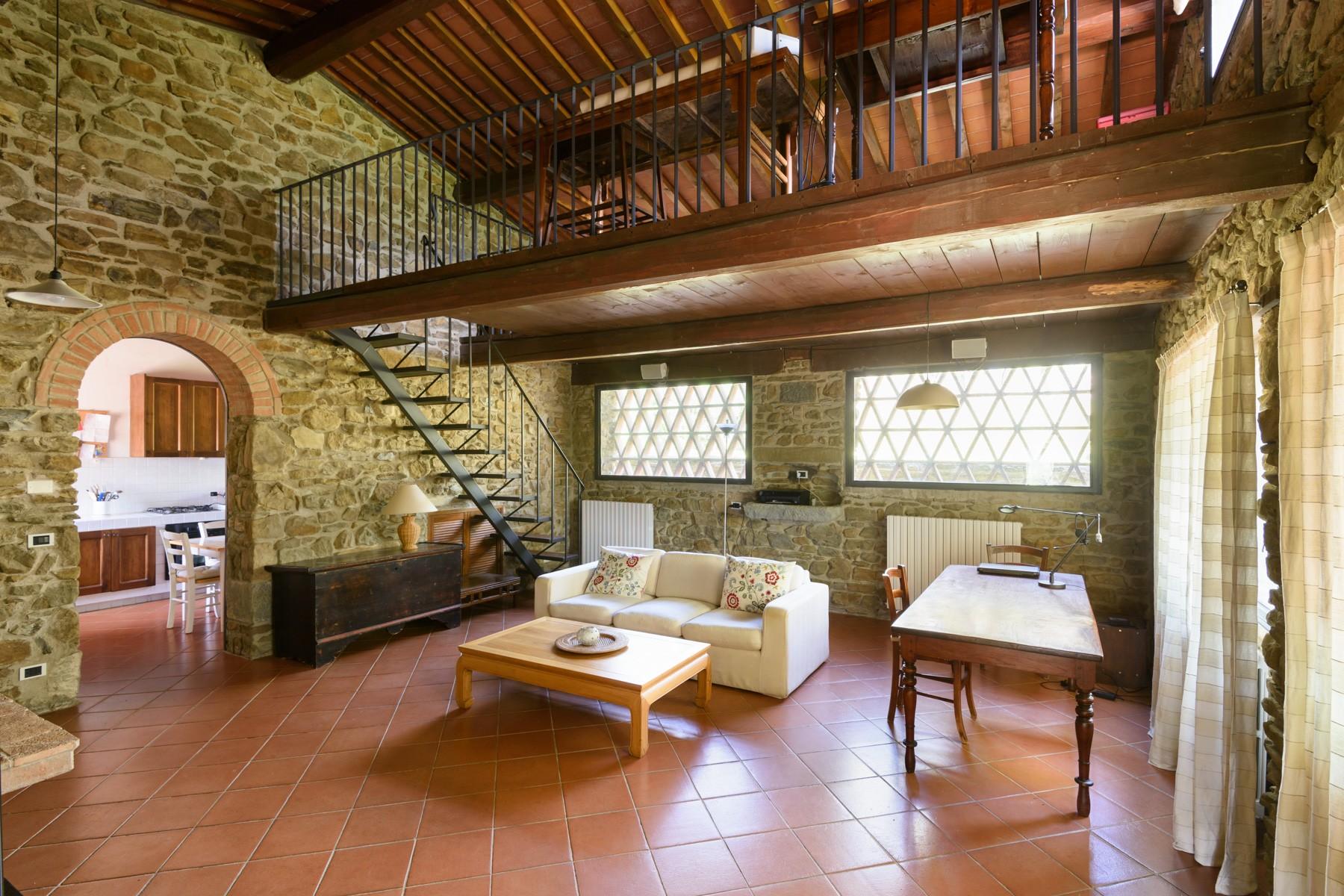 Villa in Vendita a Pergine Valdarno: 5 locali, 600 mq - Foto 21