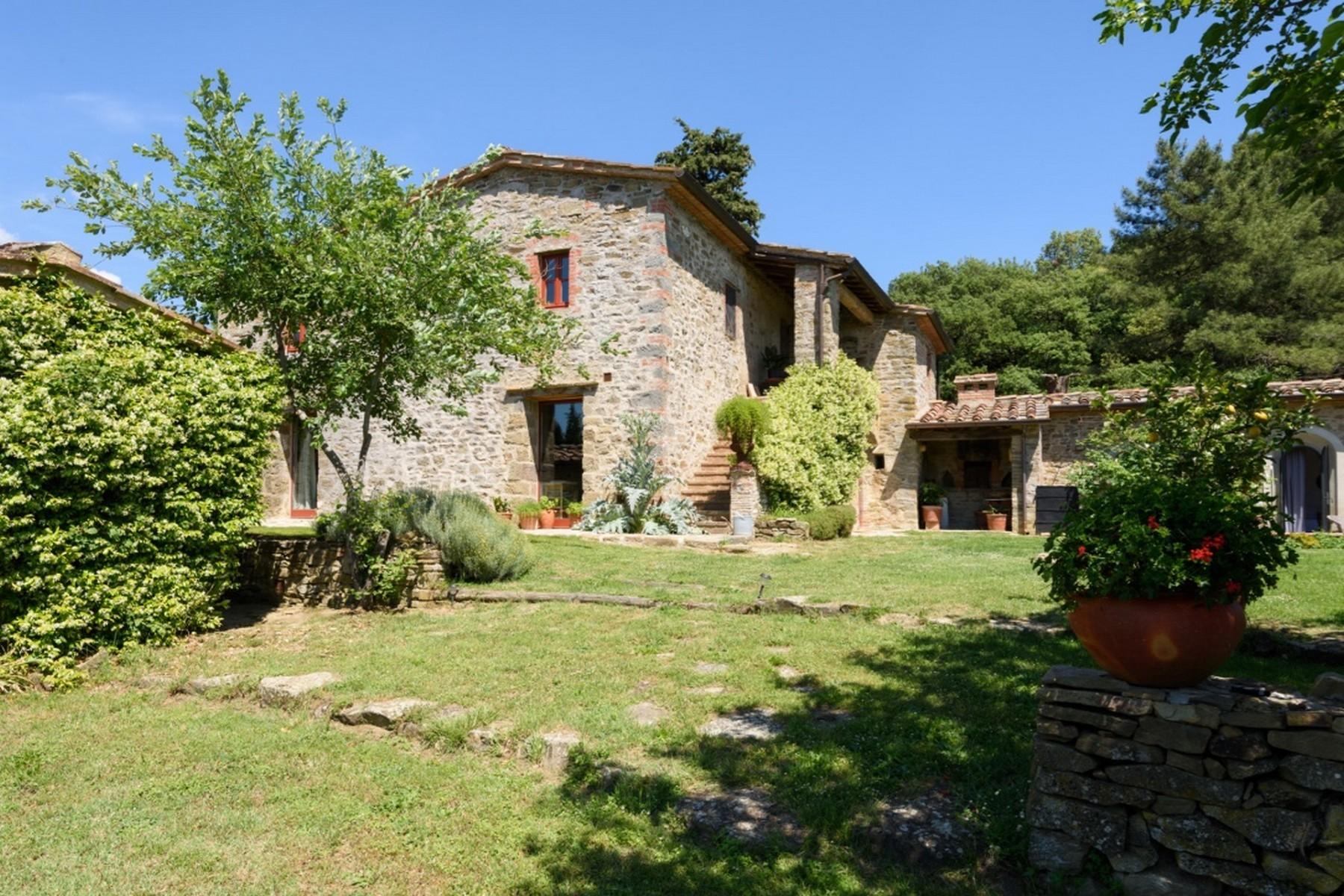 Villa in Vendita a Monte San Savino: 5 locali, 381 mq - Foto 19