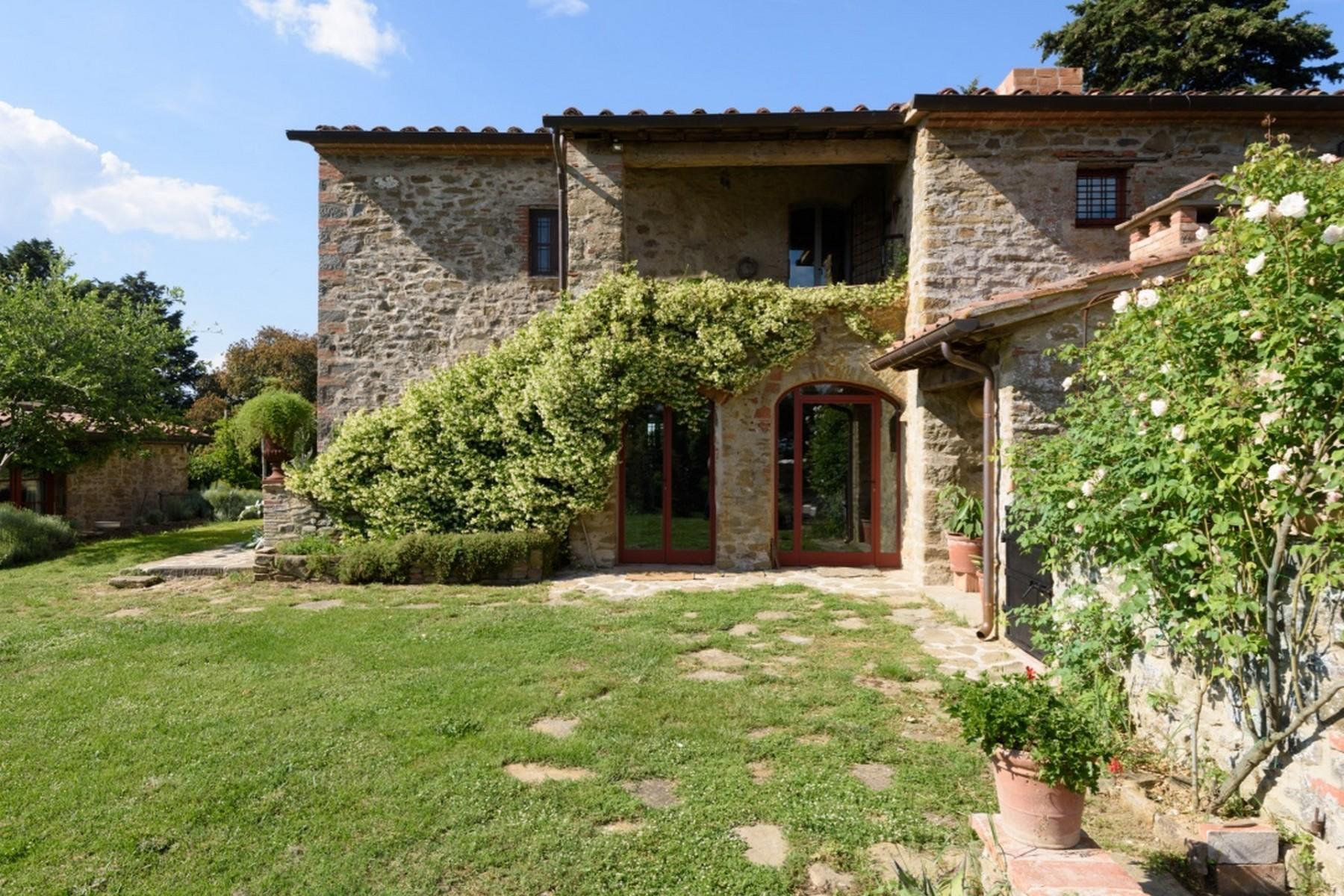 Villa in Vendita a Monte San Savino: 5 locali, 381 mq - Foto 3