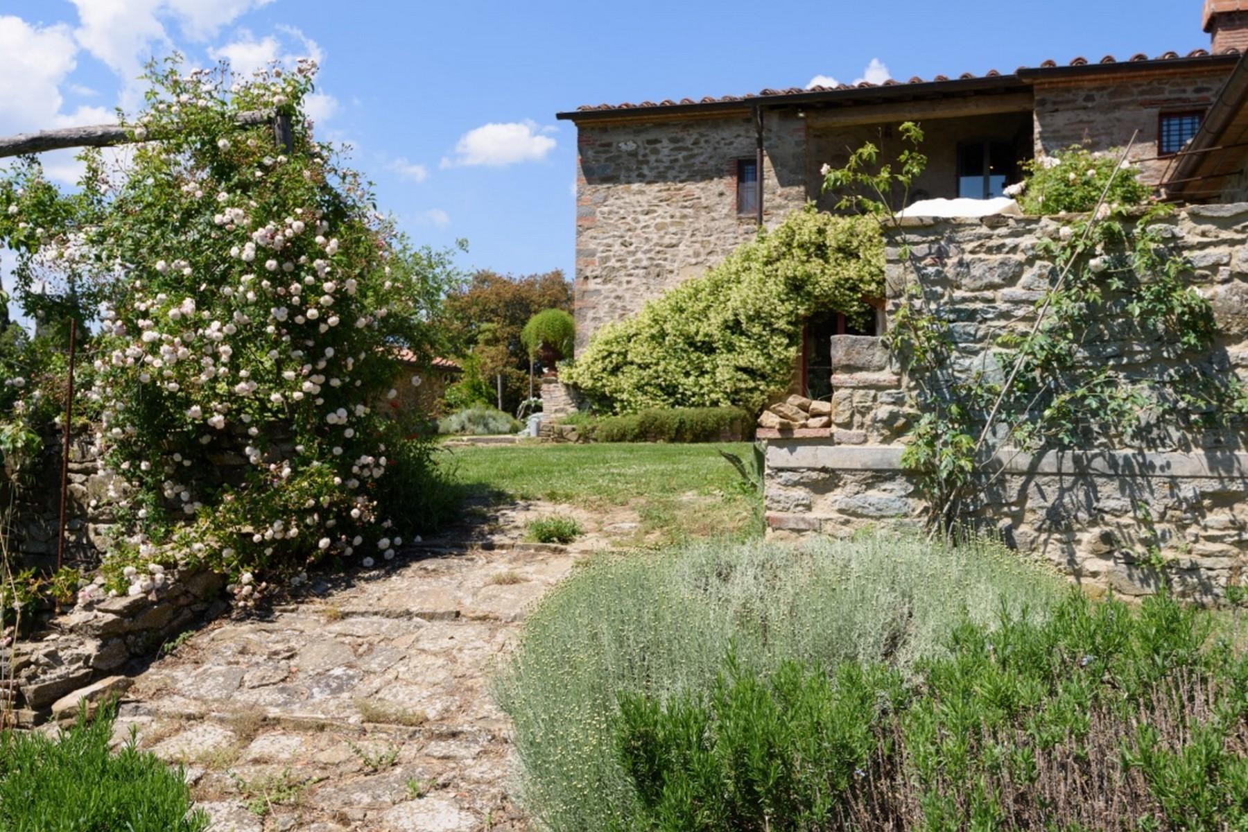 Villa in Vendita a Monte San Savino: 5 locali, 381 mq - Foto 2