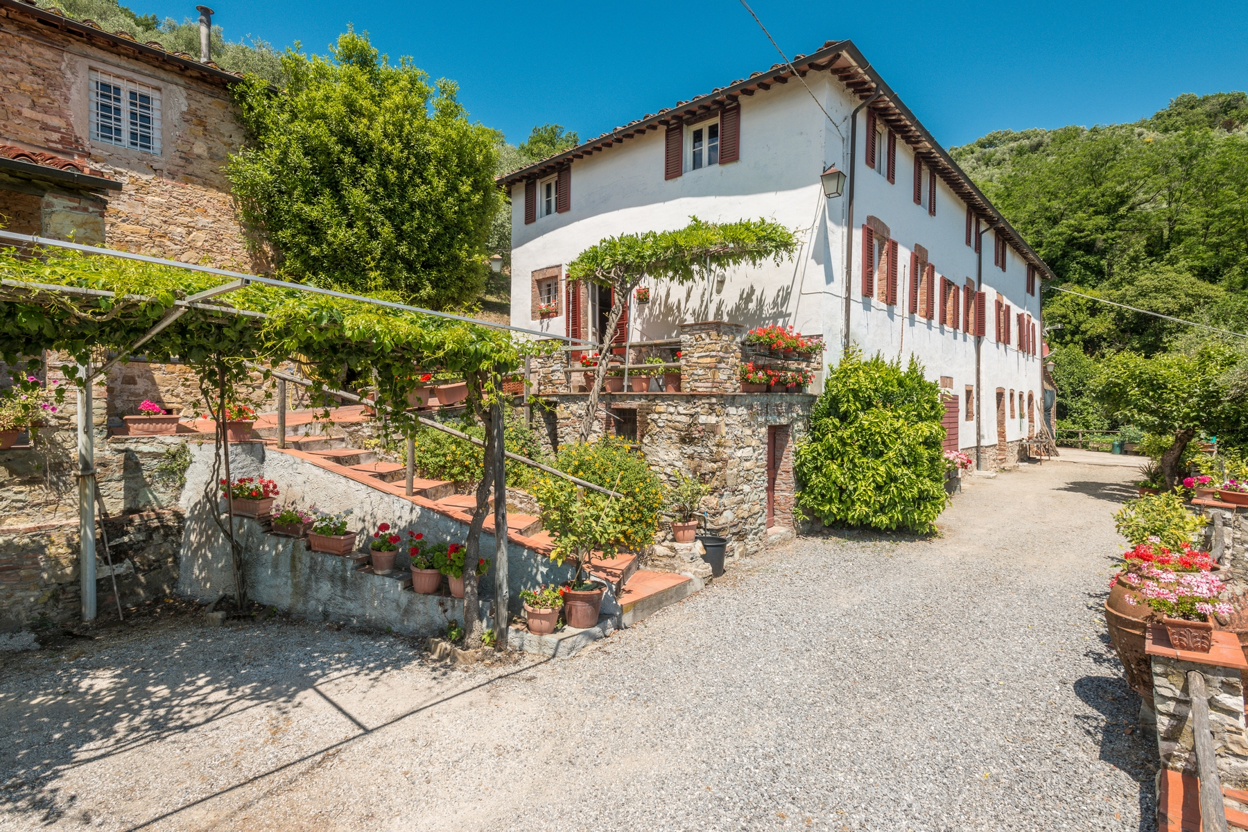 Villa in Vendita a Lucca: 5 locali, 550 mq - Foto 4