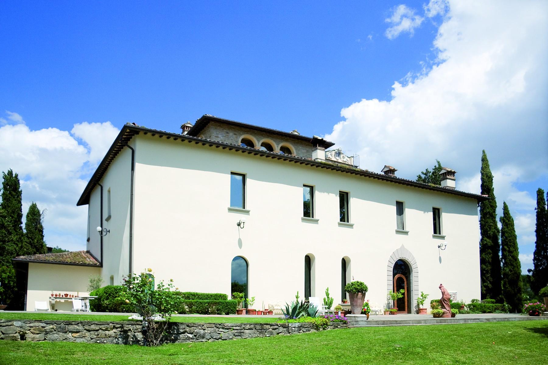 Villa in Vendita a Citta' Di Castello