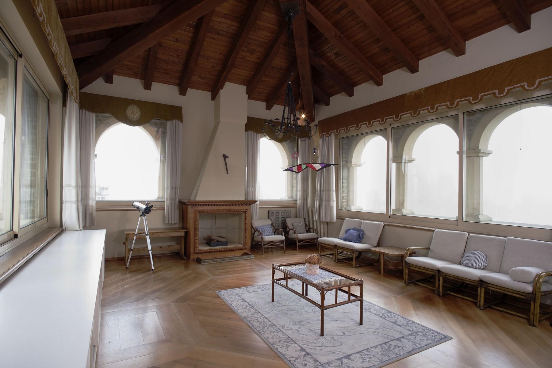 Villa in Vendita a Citta' Di Castello: 5 locali, 830 mq - Foto 4