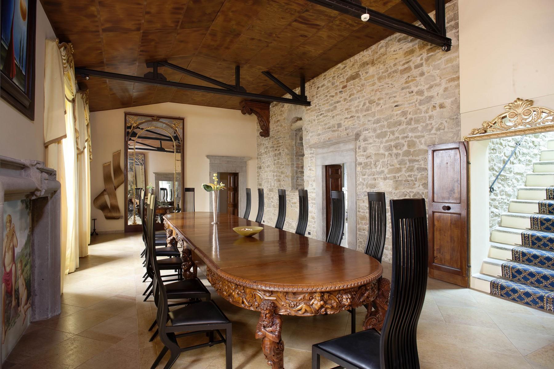 Villa in Vendita a Citta' Di Castello: 5 locali, 830 mq - Foto 5